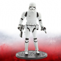 Star Wars Elite Series: First Order Stormrooper - 6 Inch Die-Cast Action Figure